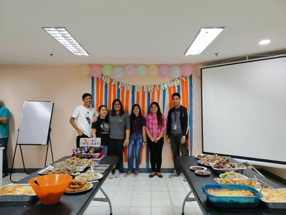 january birthday celebration