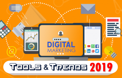 Digital Marketing Tools and Trends in 2019