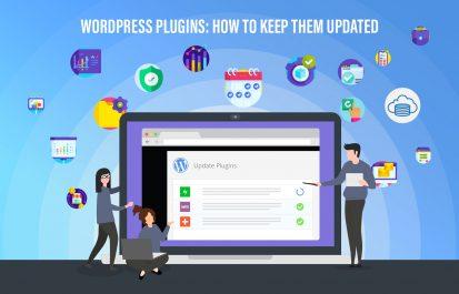 WordPress Plugins: How to Keep Them Updated