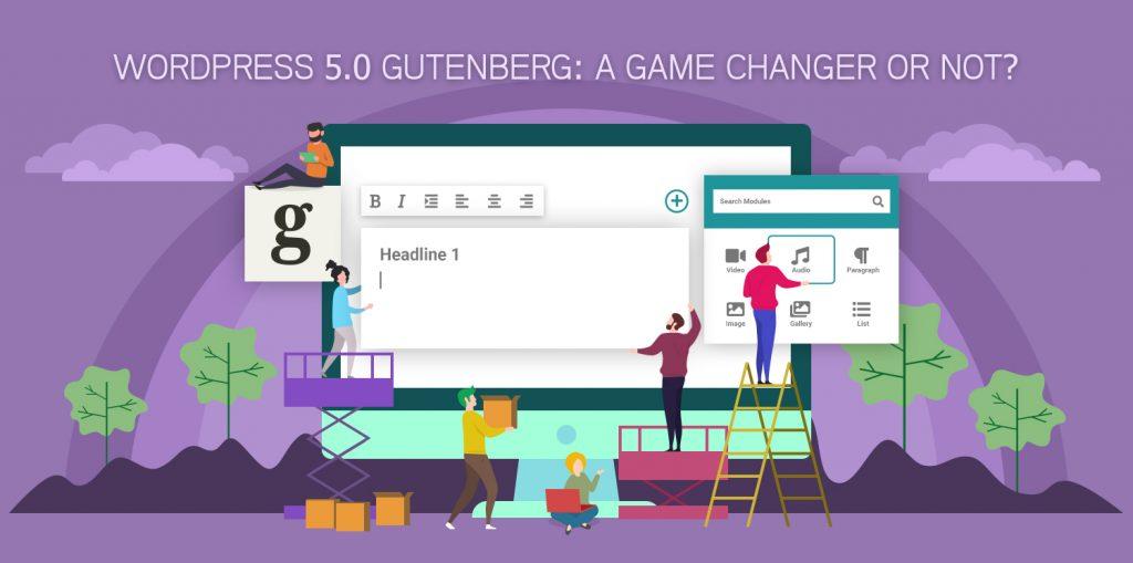 WordPress Gutenberg - Featured Image v2