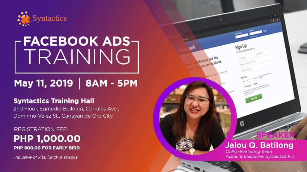 facebook ad training