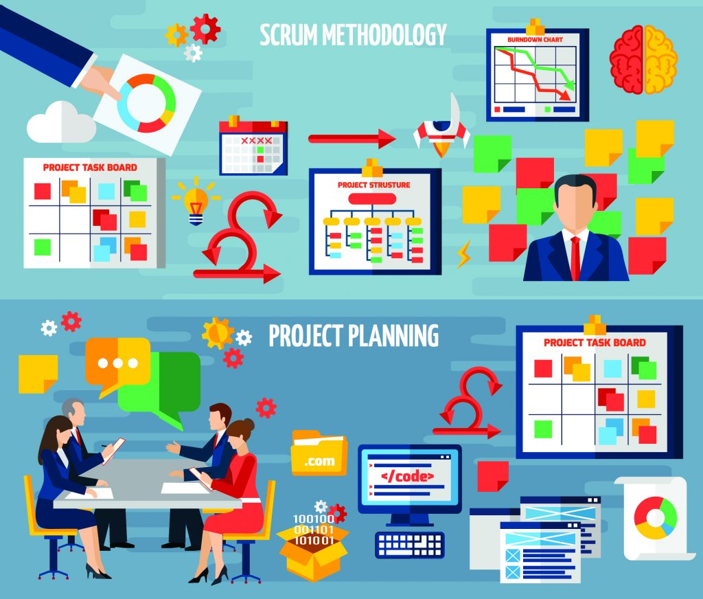 Scrum Master vs. Project Manager in an IT Company