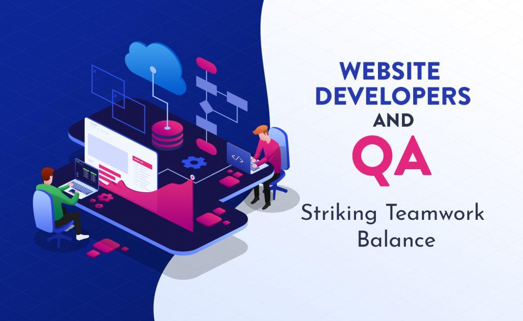 Website Developers & QA - Striking Teamwork Balance v0.1.0