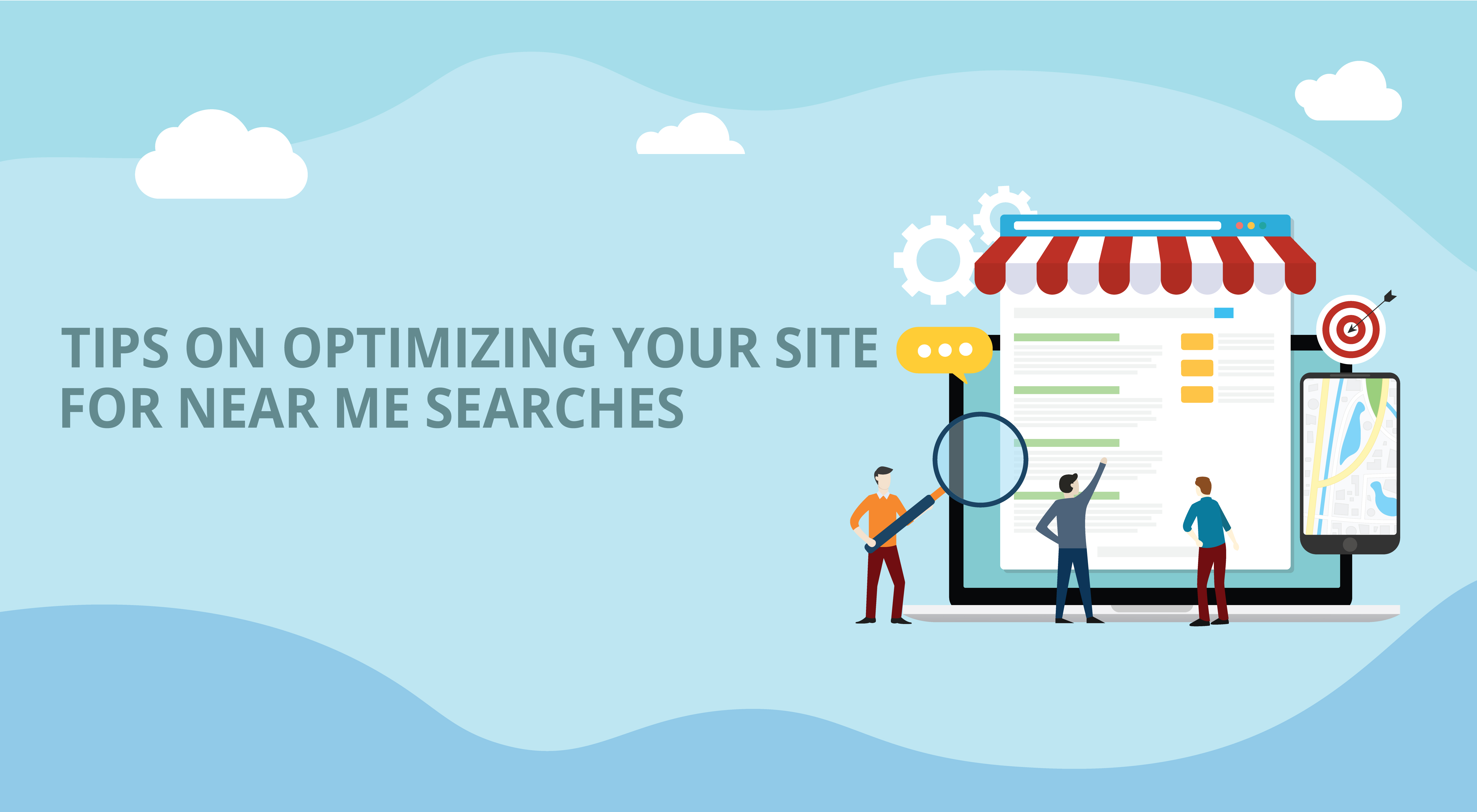 Image of Tips on Optimizing near me searches