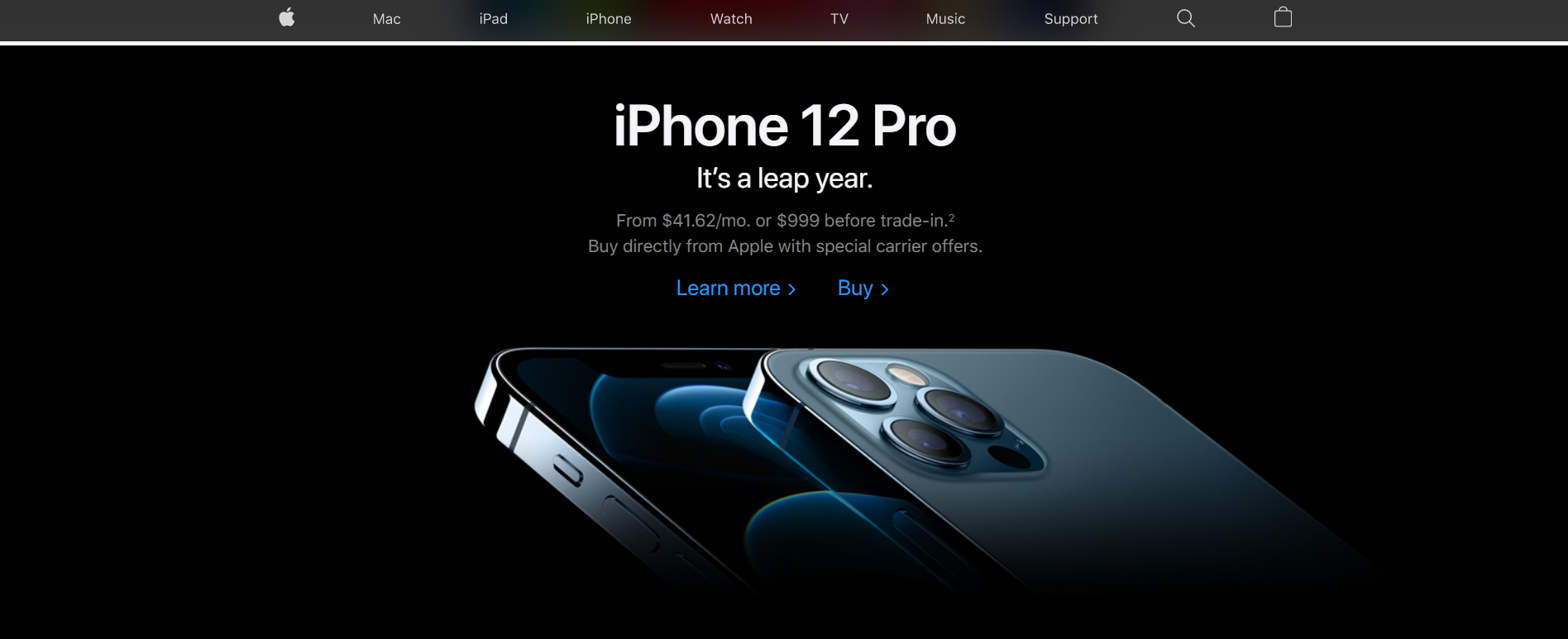 Top Web Design Trends to Look Out For in 2021 Apple