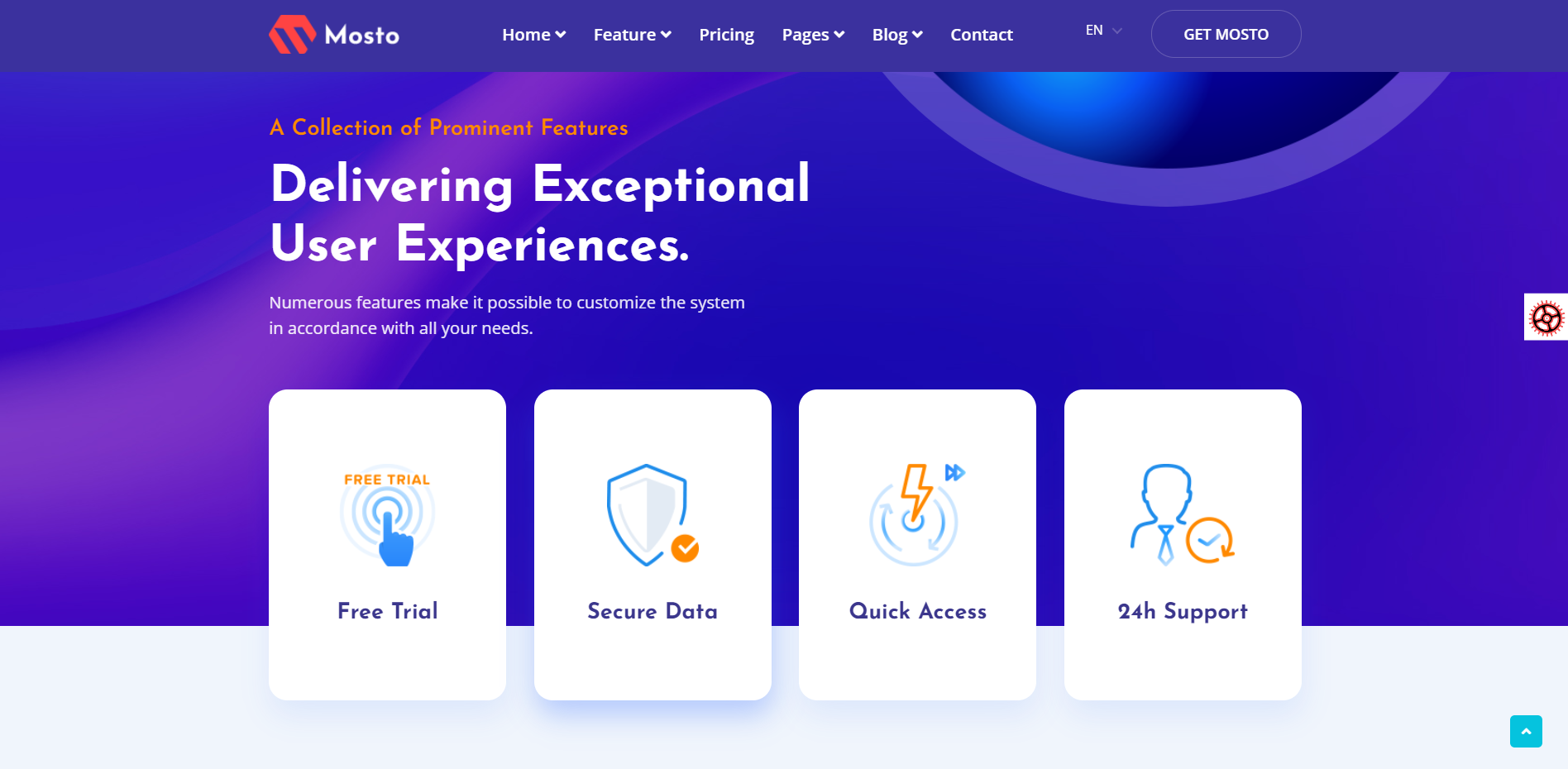 Top Web Design Trends to Look Out For in 2021 Mosto