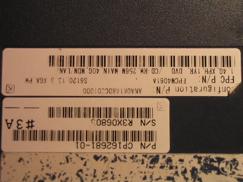 bar codes for inventory stock