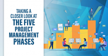 Taking A Closer Look At The Five Project Management Phases
