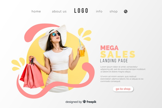 Digital Marketer Philippines ecommerce landing page