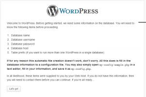 """WordPress"