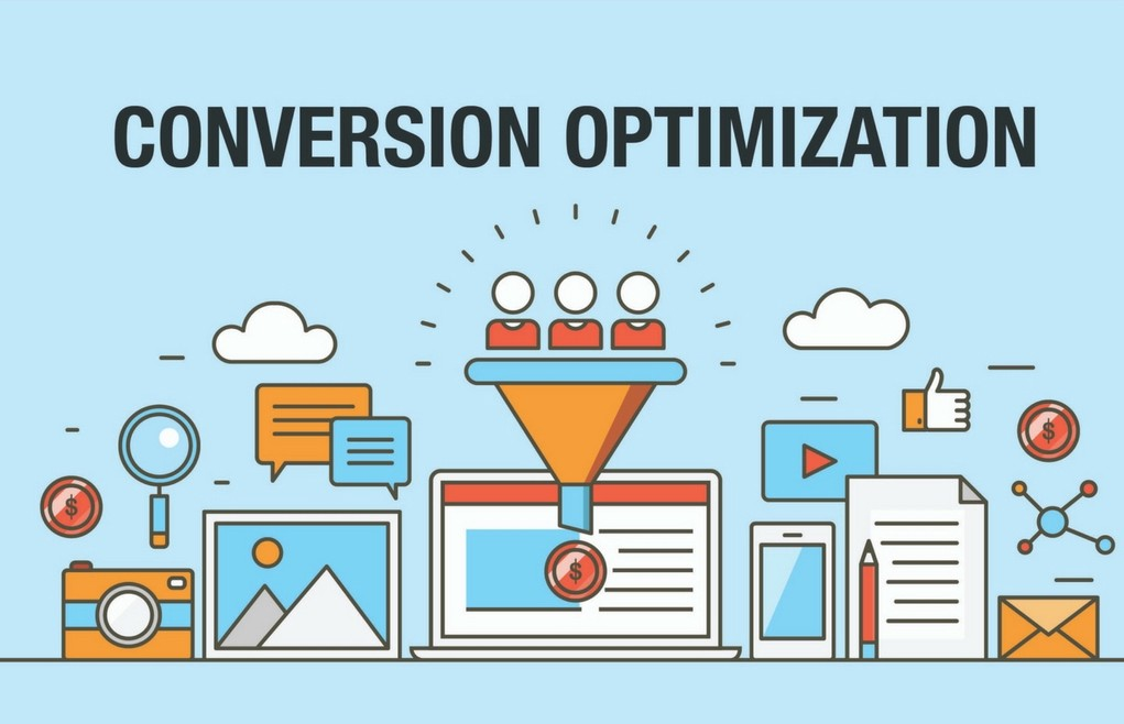 Conversion rate optimization helps generate good leads