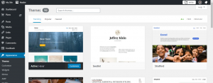 WordPress Website Development Customize Theme