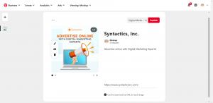 Create Pinterest Ads Create Pin