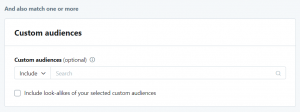 Use Twitter Ads Set Custom Audiences