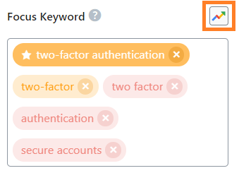 Optimize Content with Rank Math Plugin for WordPress Focus Keywords