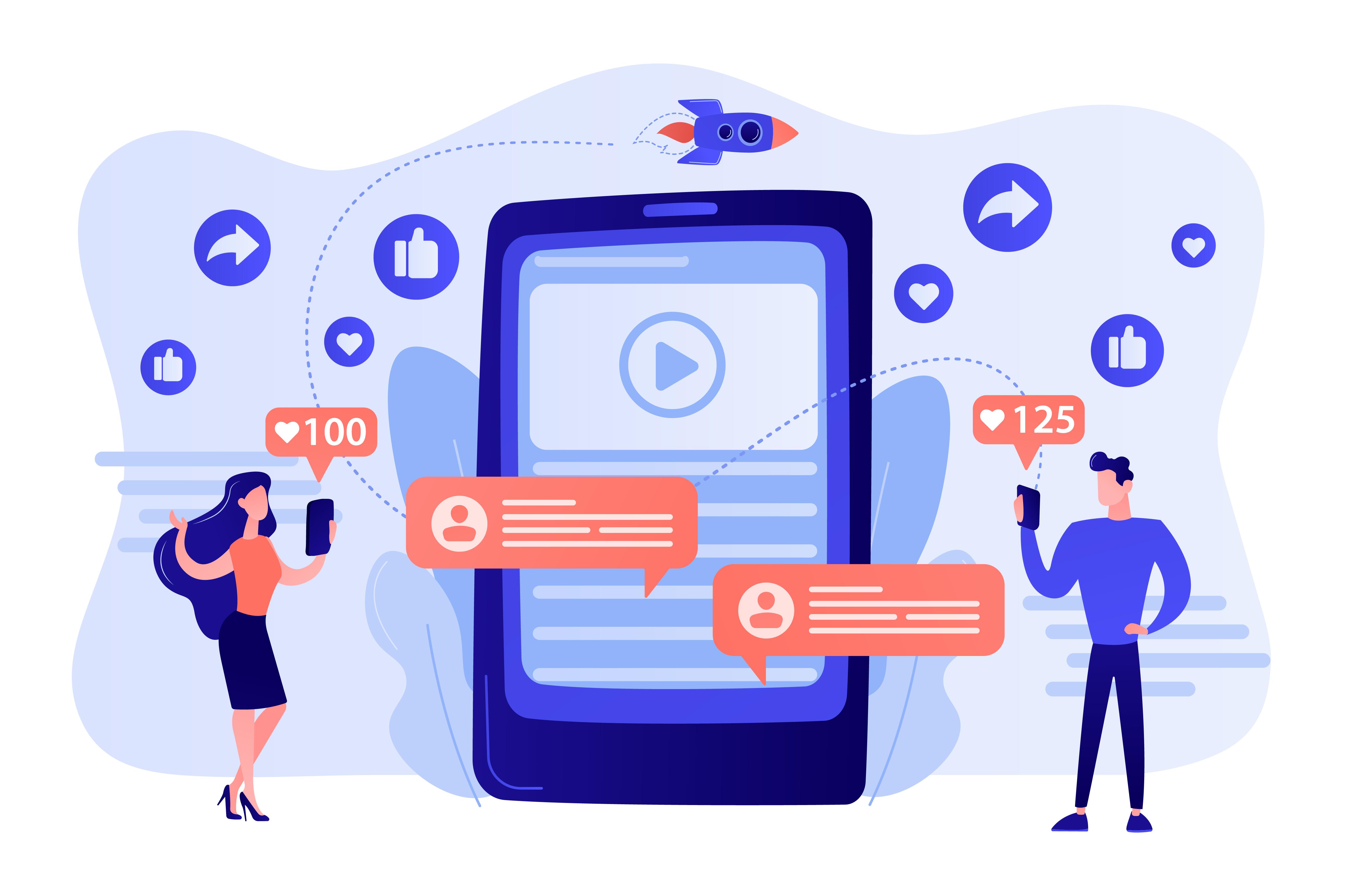 Digital Marketing Lessons Learned from 2020 Digital Marketing on Social Media