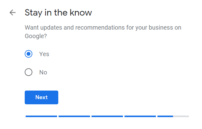 How to Set Up Your Google My Business Account 10 Receive Notifications from Google