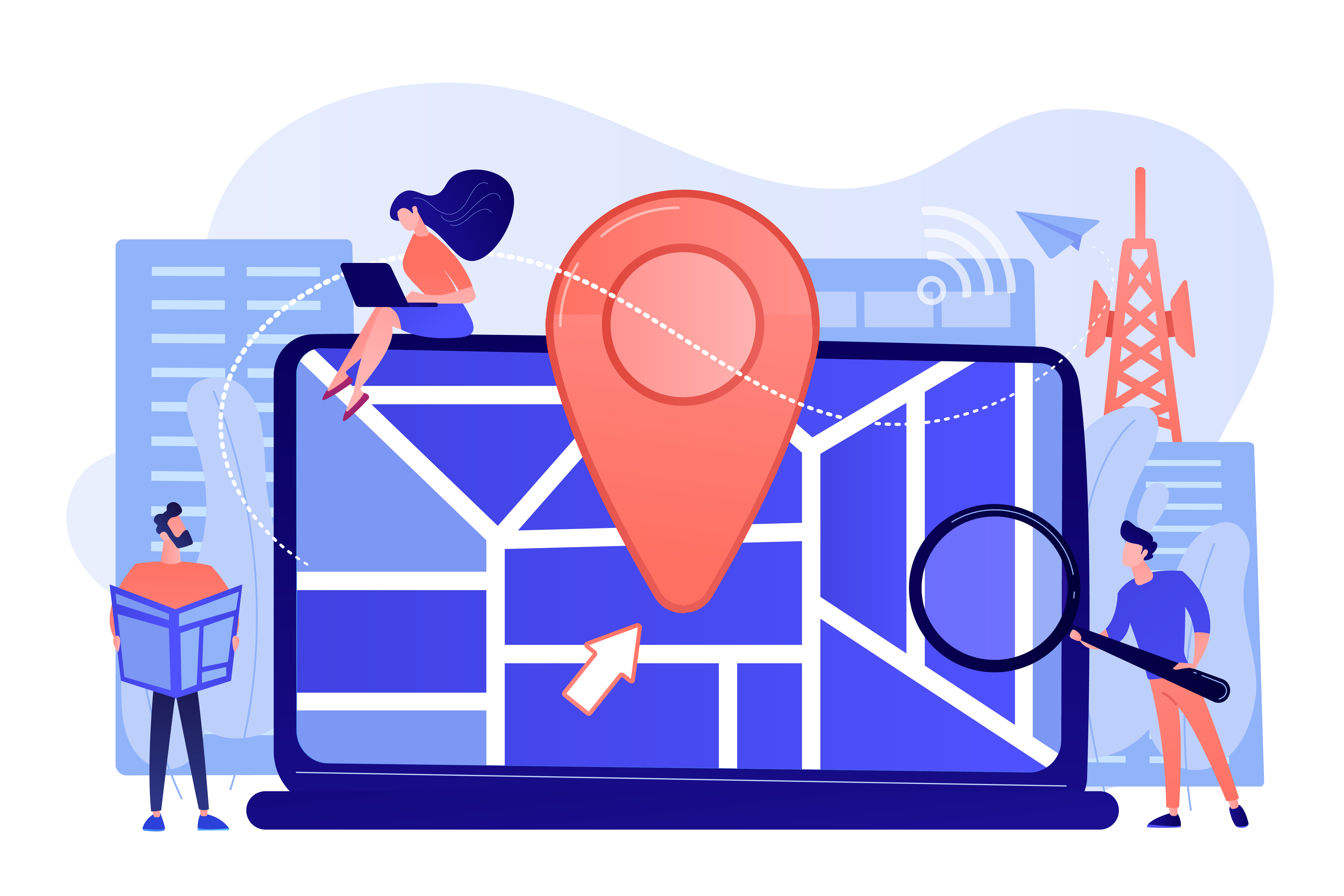 How to Set Up Your Google My Business Account Logo Local SEO