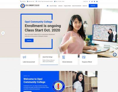 Opol Community College - Home V1