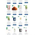 Ultrabio Products Page