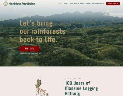 Hineleban Foundation 2.1 Home
