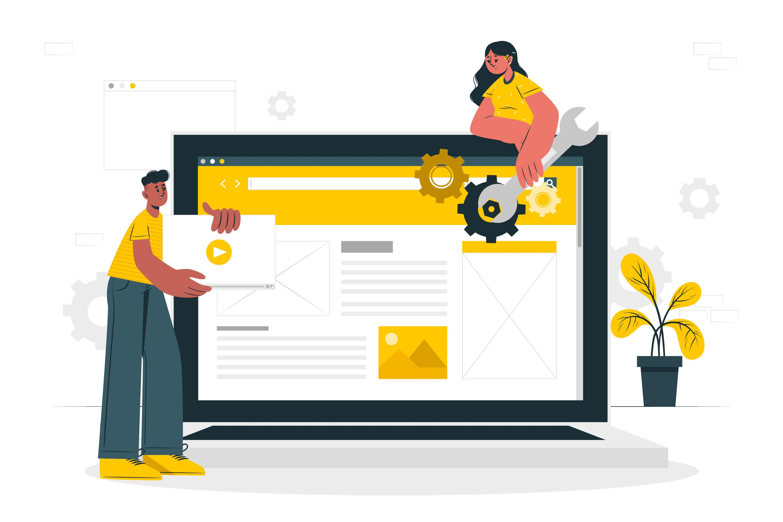 How CLS Score Affects Your SEO Rankings Web Developers Web Layout