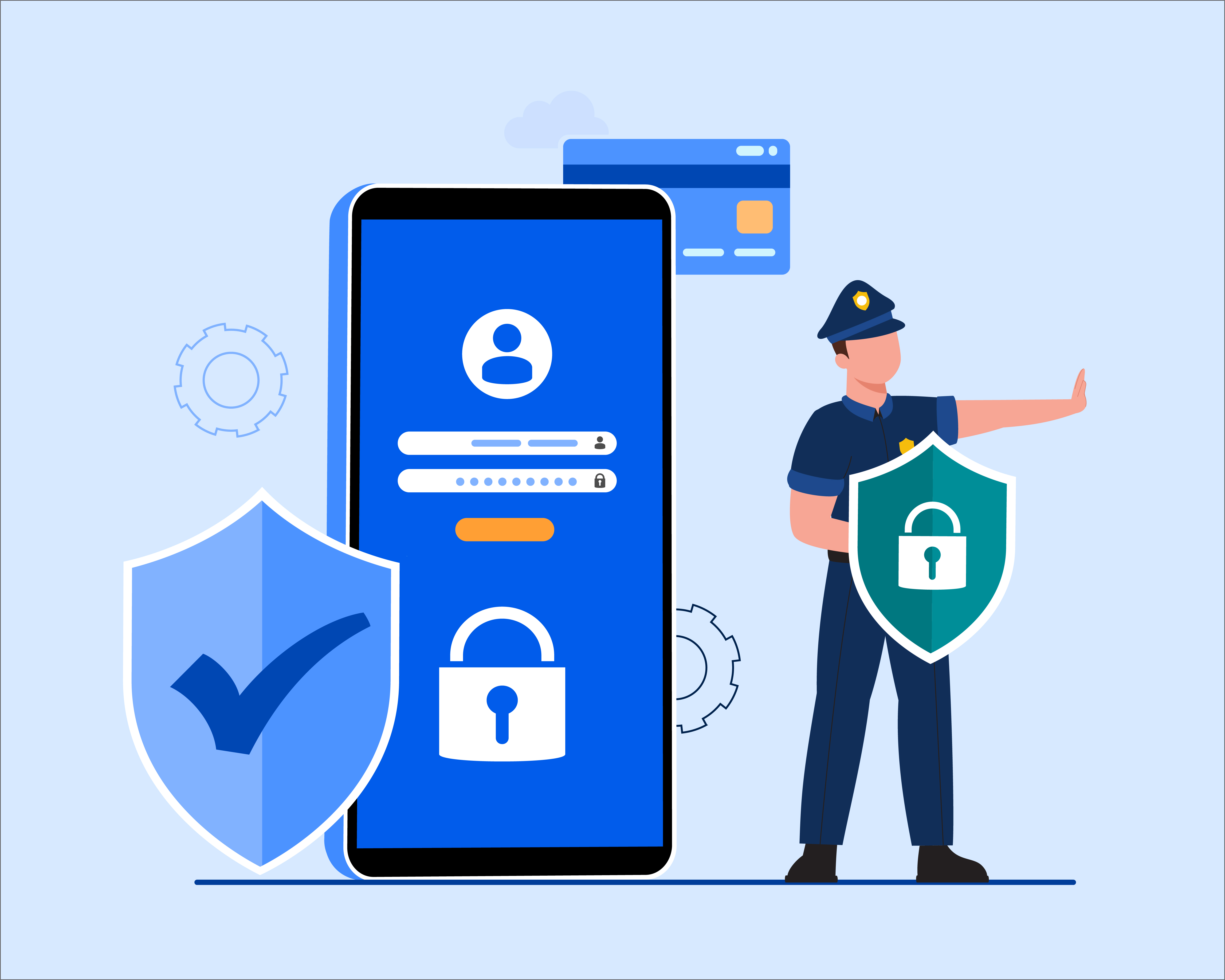 Best Practices for Increased Mobile App Security Security Guard Mobile Phone
