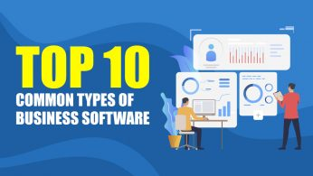Top 10 Common Types of Business Software