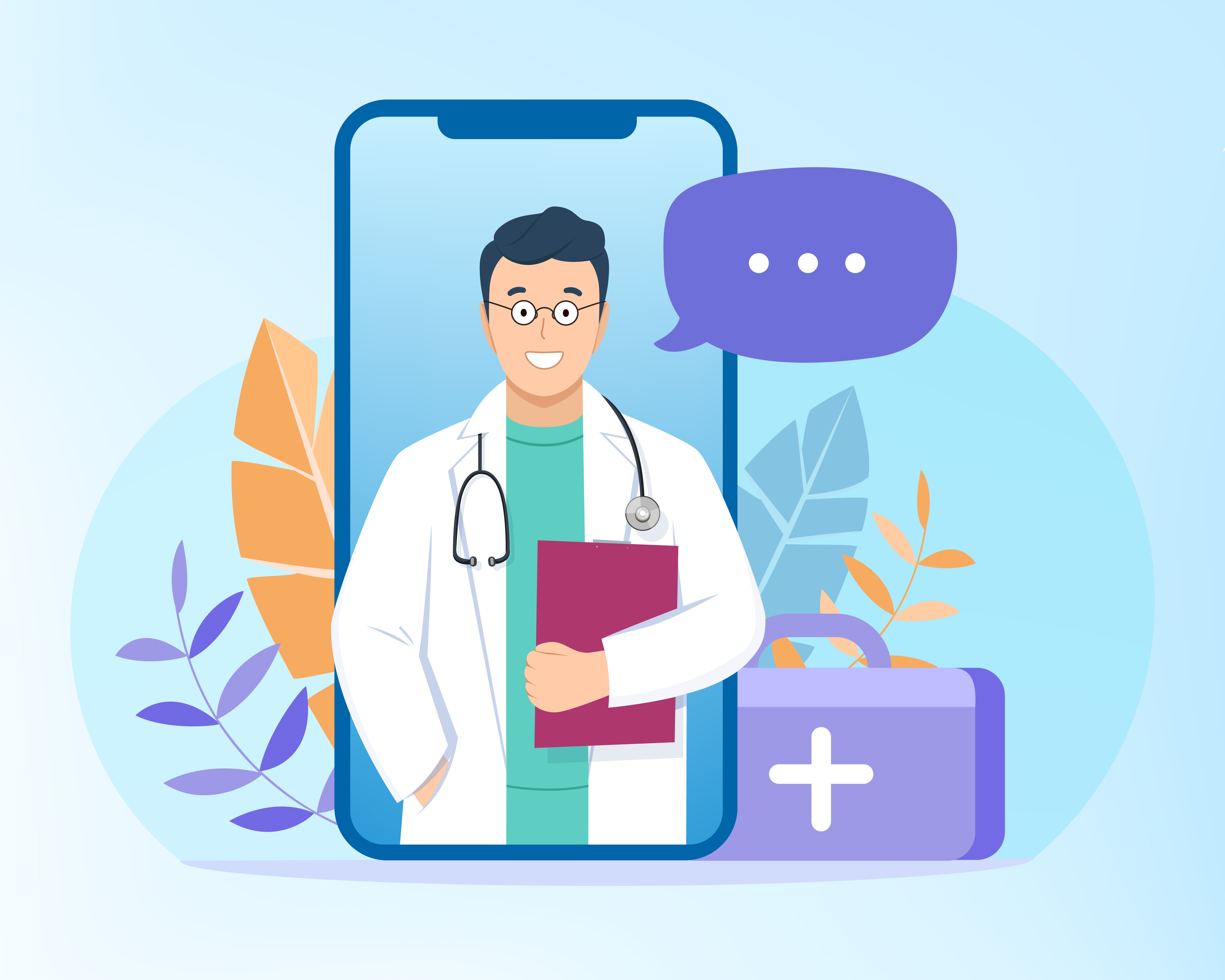 Top 10 Widely Used Types of Healthcare Software Medical Doctor on Mobile Application Software