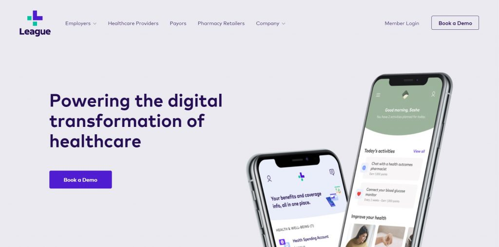 What Is Corporate Wellness Software League