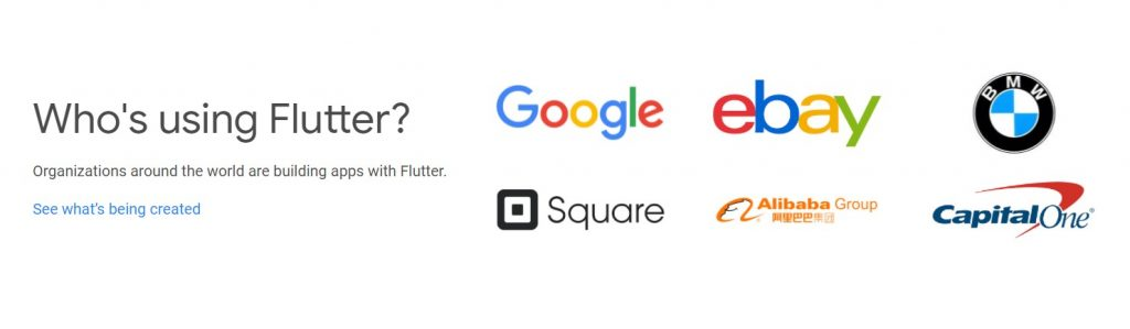 An Overview On App Development With Flutter Companies That Use Flutter