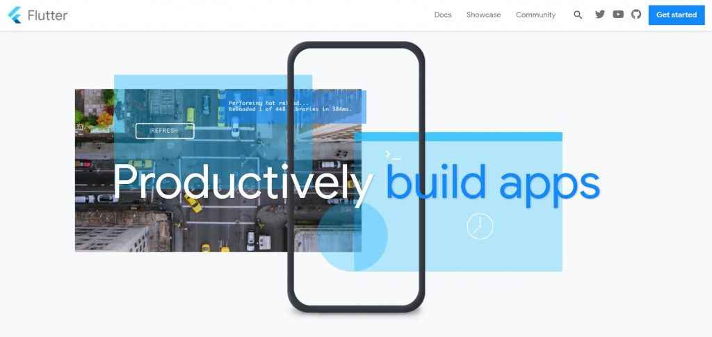 Productively Build Apps
