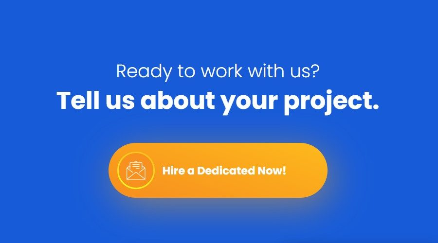 Dedicated Development Team As A Corporate Strategy Tell Us About Your Project