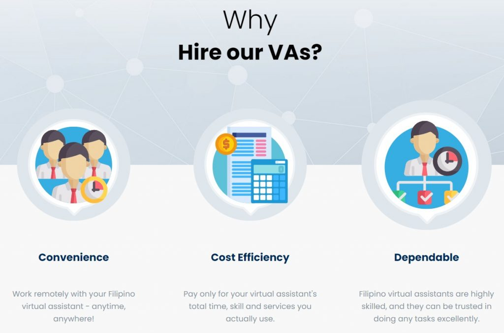 Dedicated Development Team As A Corporate Strategy Why Hire Our VAs
