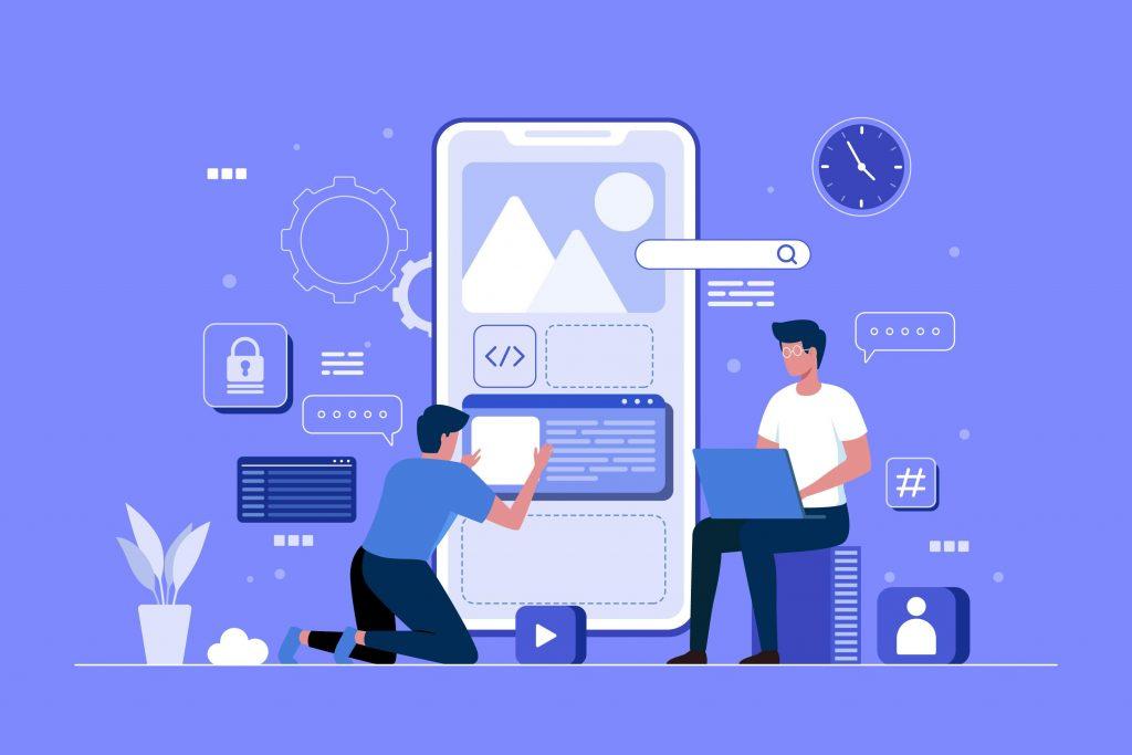 digital, marketing, app