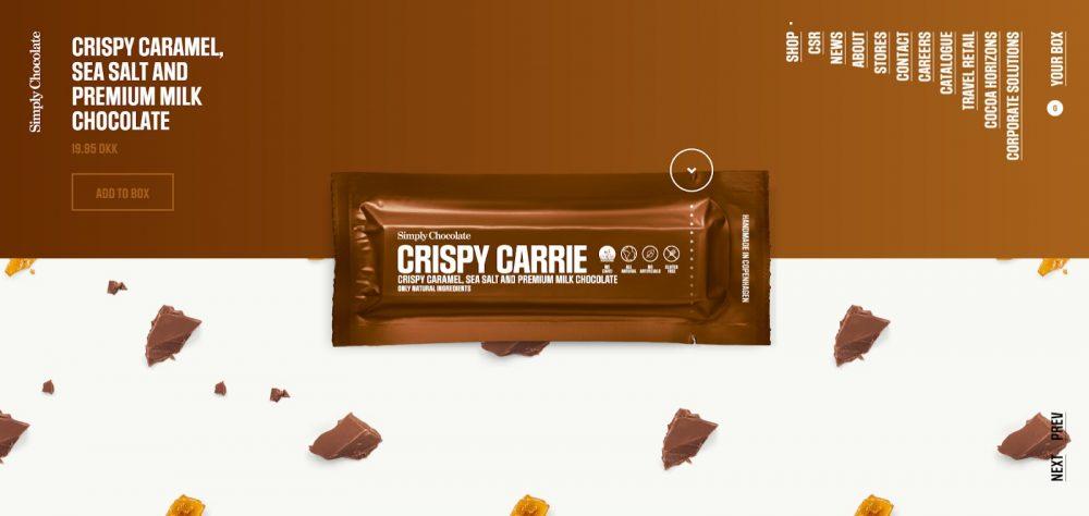 Design Principles Simply Chocolate