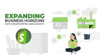 Expanding Business Horizons with Dropshipping and Shopify