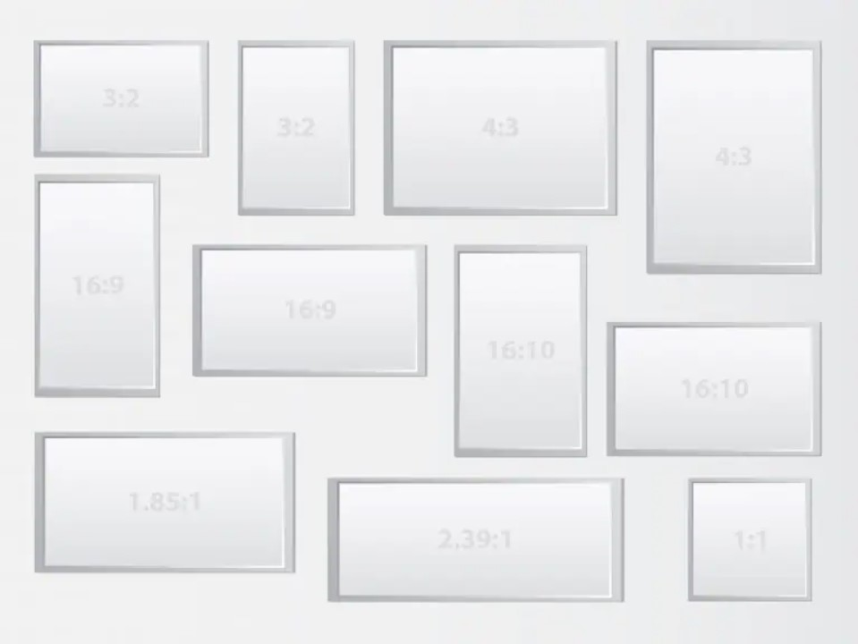 Steps On How To Build A Responsive Website Common Aspect Ratio