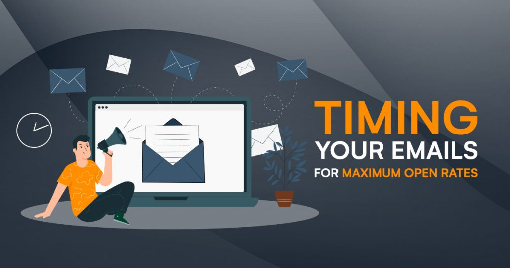 Timing Your Emails For Maximum Open Rates