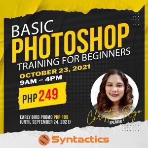 Basic PhotosBasic Photoshop Training for Beginners