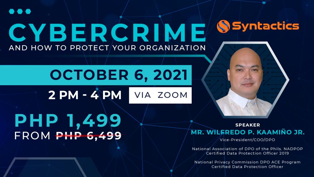 Syntactics Cybercrime Training
