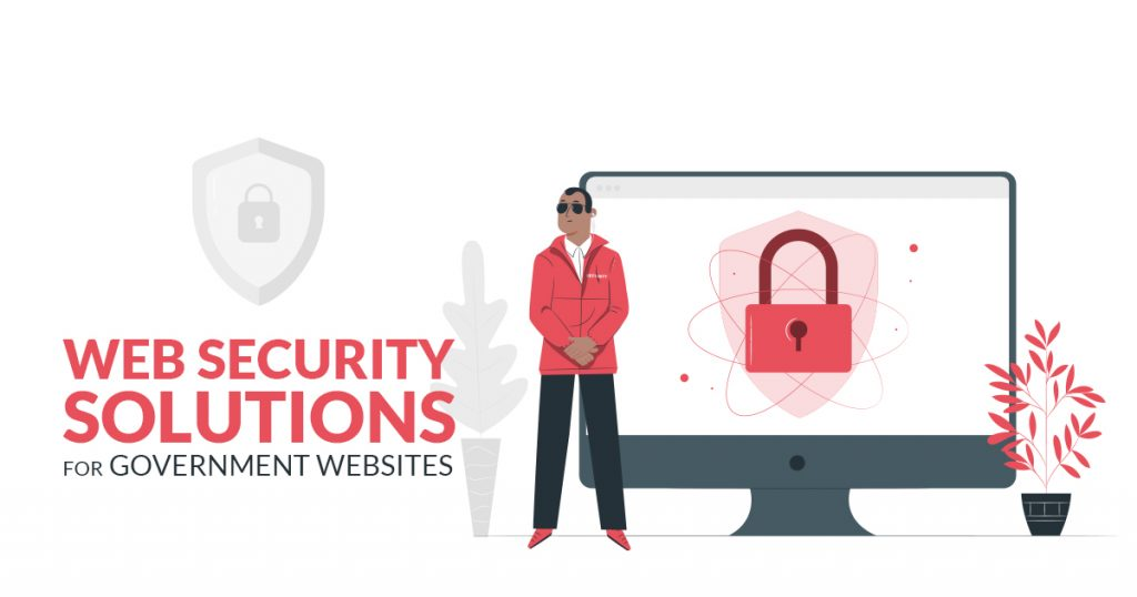 Web Security Solutions for Government Websites